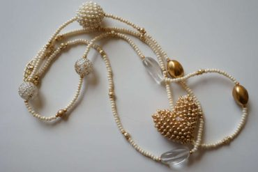 C-004. Crochet Necklace